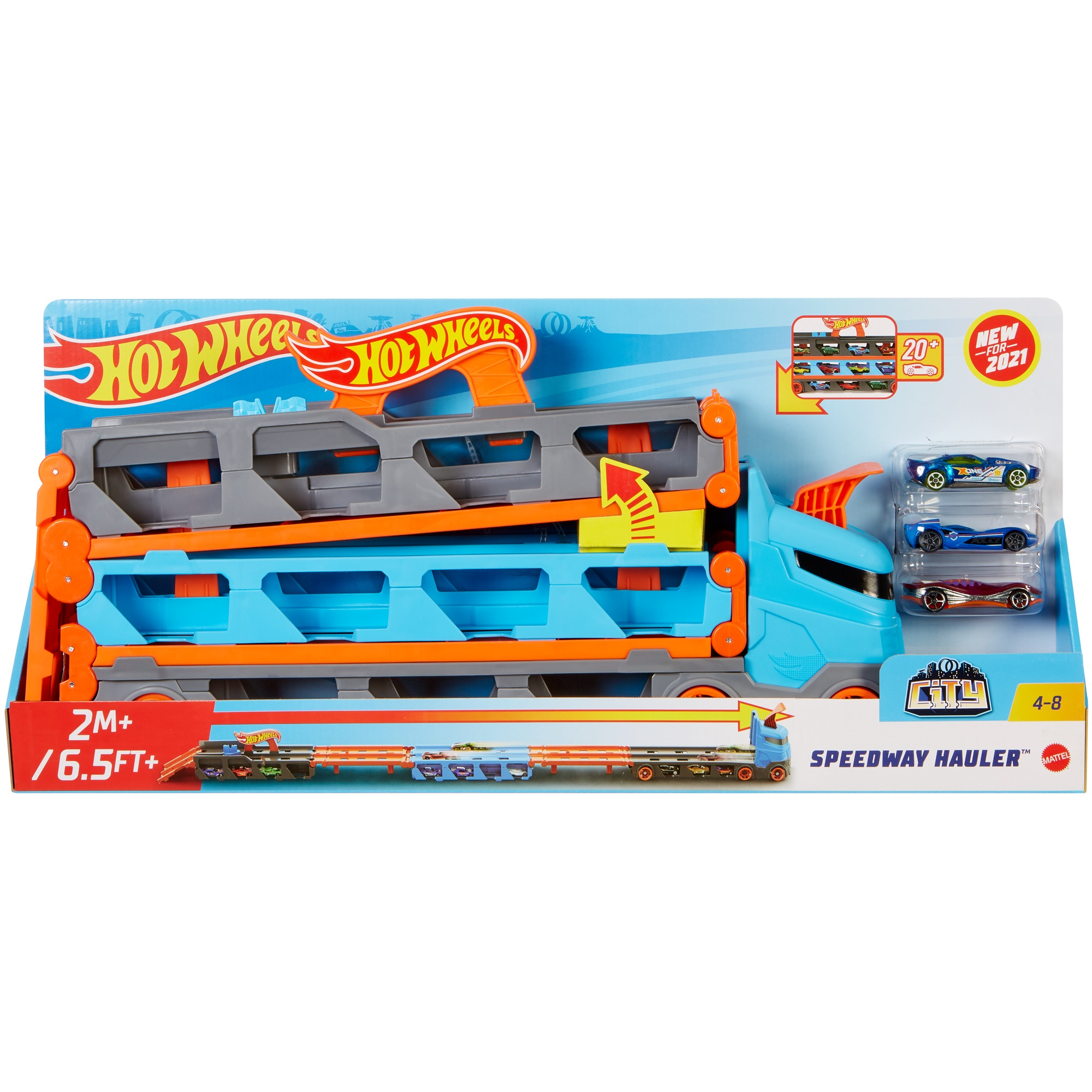Hot Wheel Haulers   FREE SHIPPING IN US